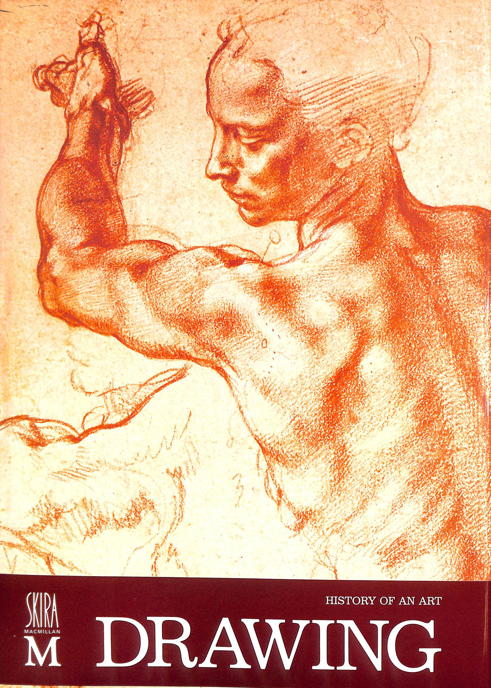 Image for Drawing,History Of An Art
