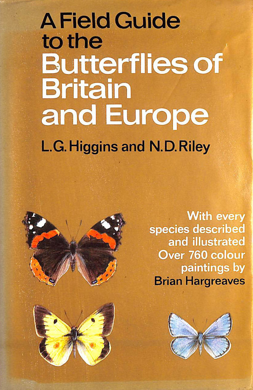 Image for A Field Guide To The Butterflies Of Britain And Europe