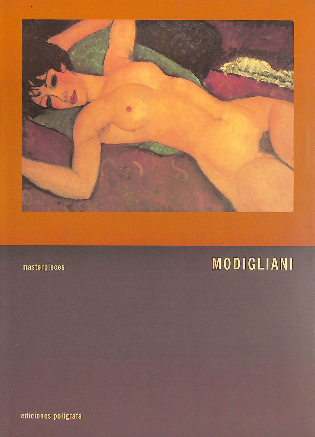 Image for Modigliani (Masterpieces Collection) (Masterpieces Collection S.)