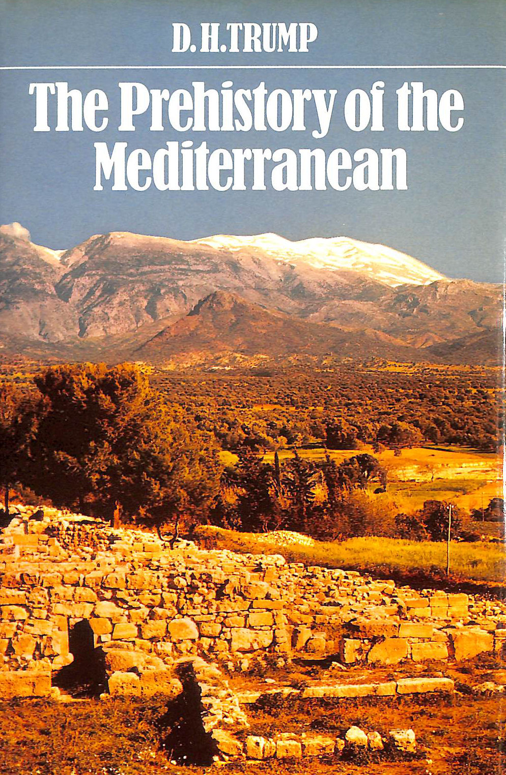 Image for The Prehistory of the Mediterranean