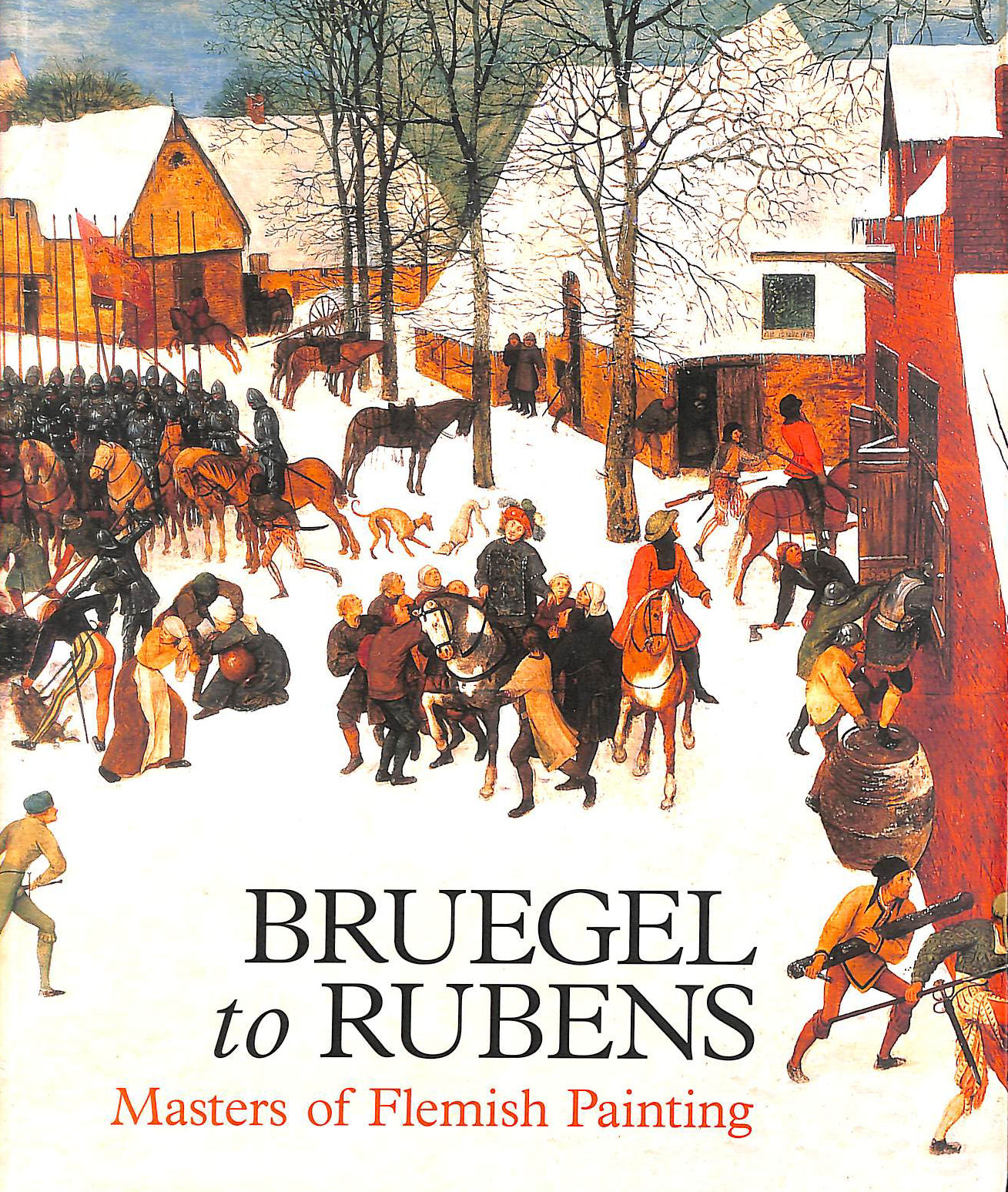 Image for Bruegel to Rubens: Masters of Flemish Painting