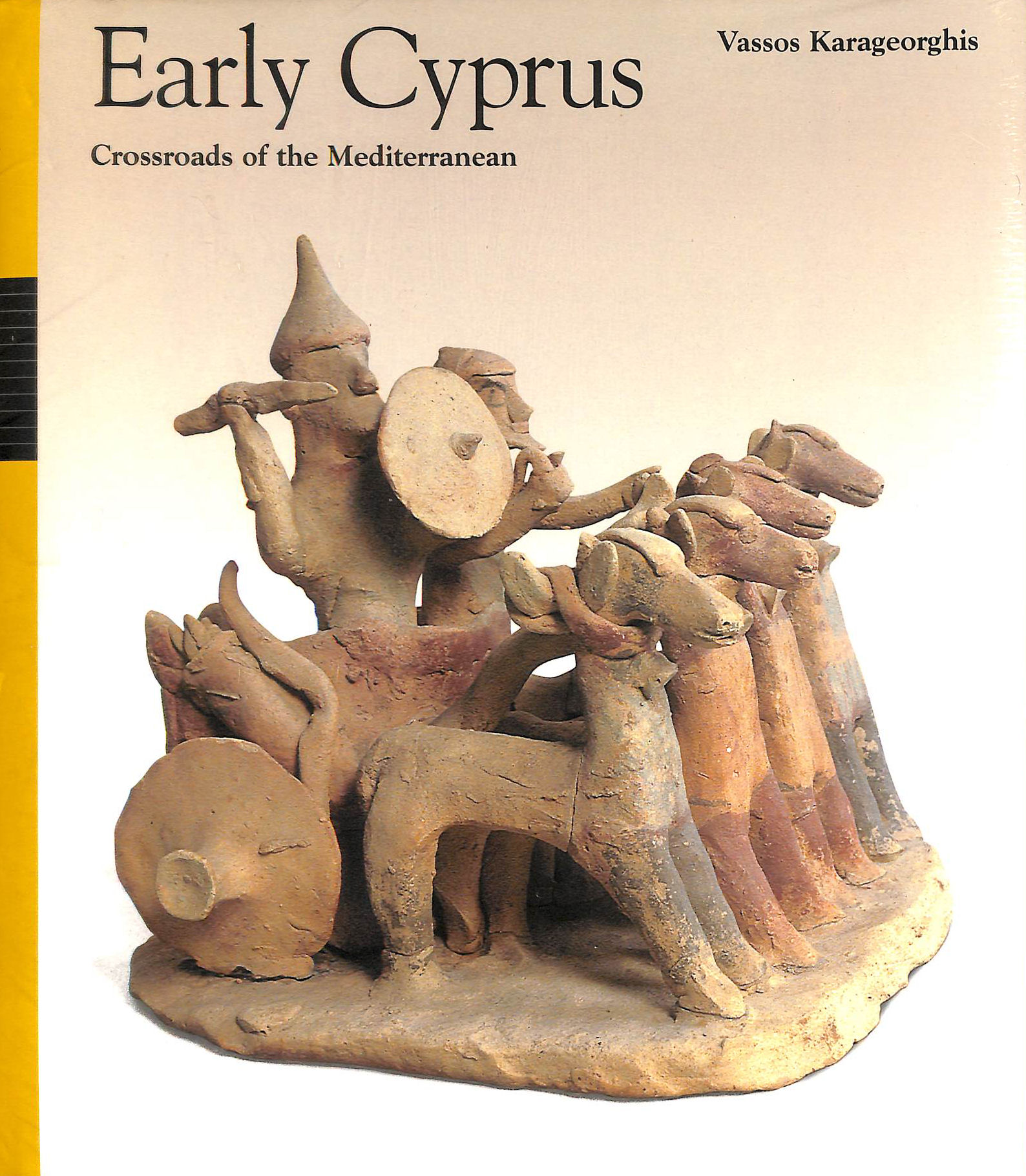 Image for Early Cyprus: Crossroads of the Mediterranean