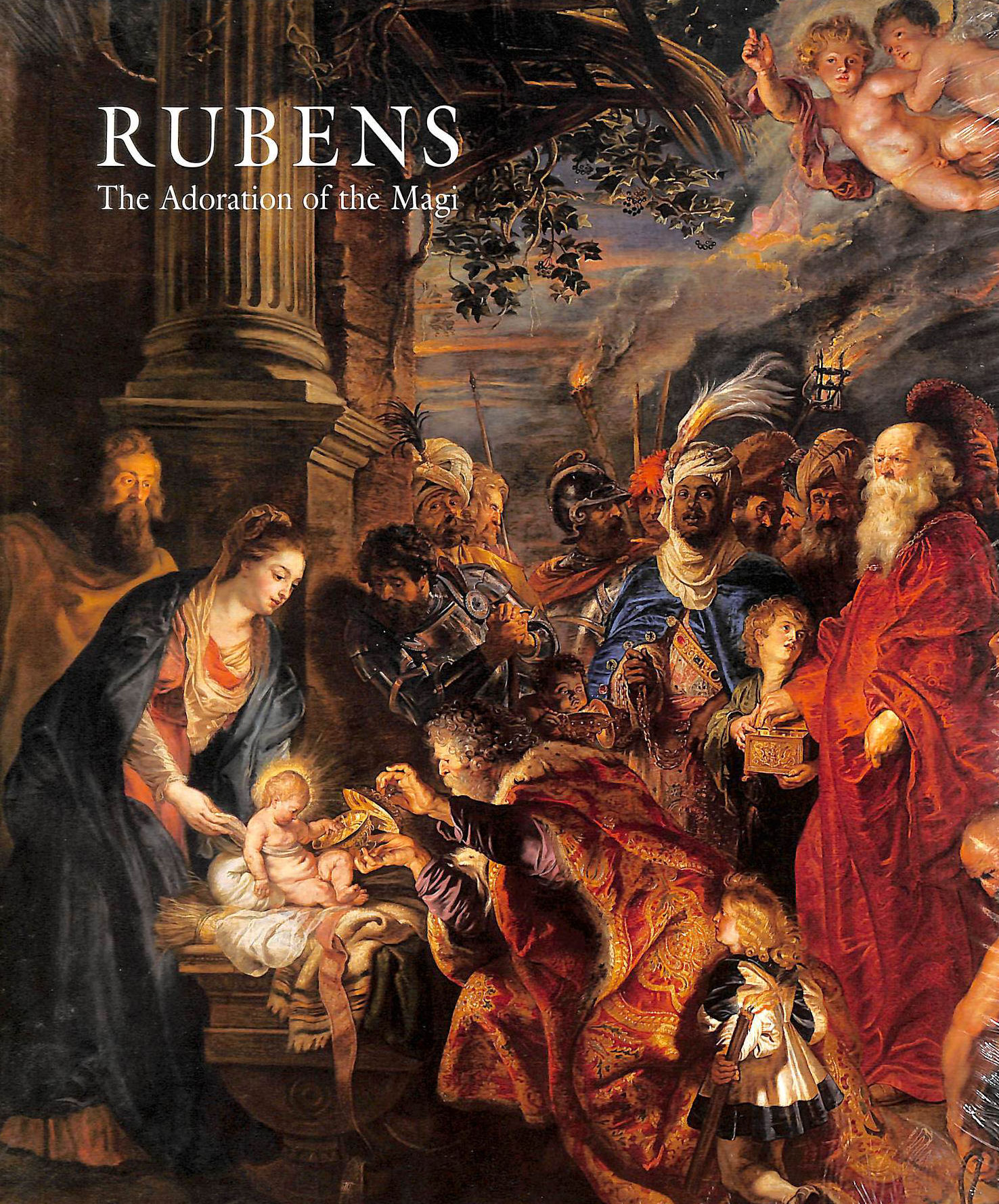 Image for Rubens: The Adoration of the Magi
