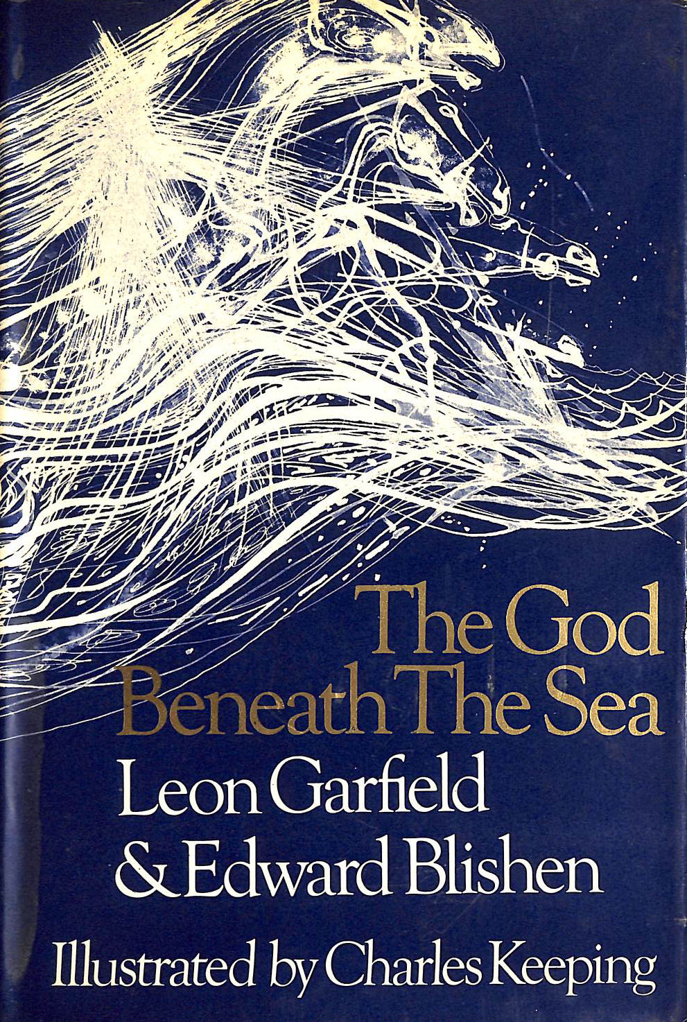 Image for God Beneath the Sea, The