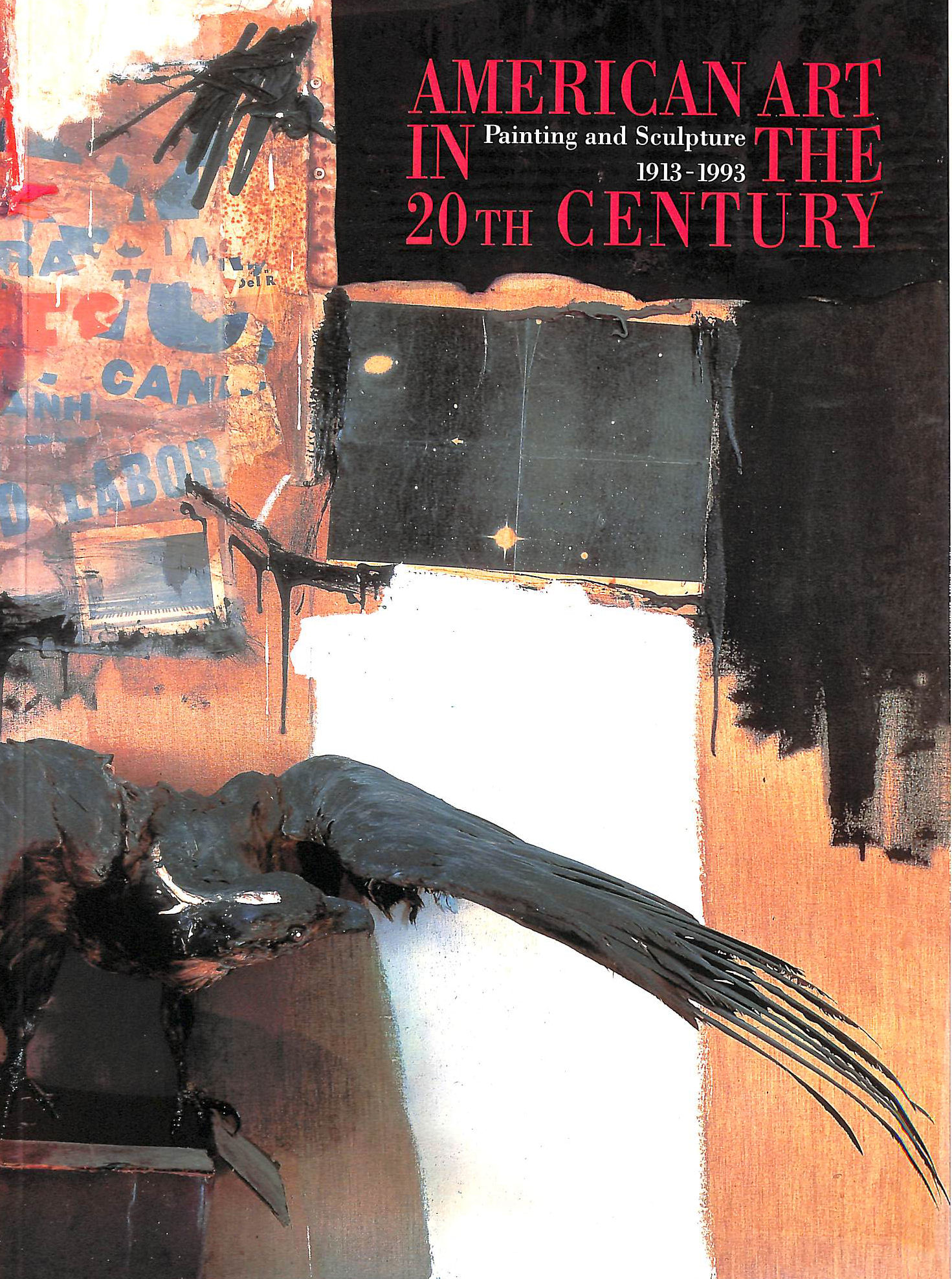 Image for American Art in the 20th Century: Painting and Sculpture, 1913-93
