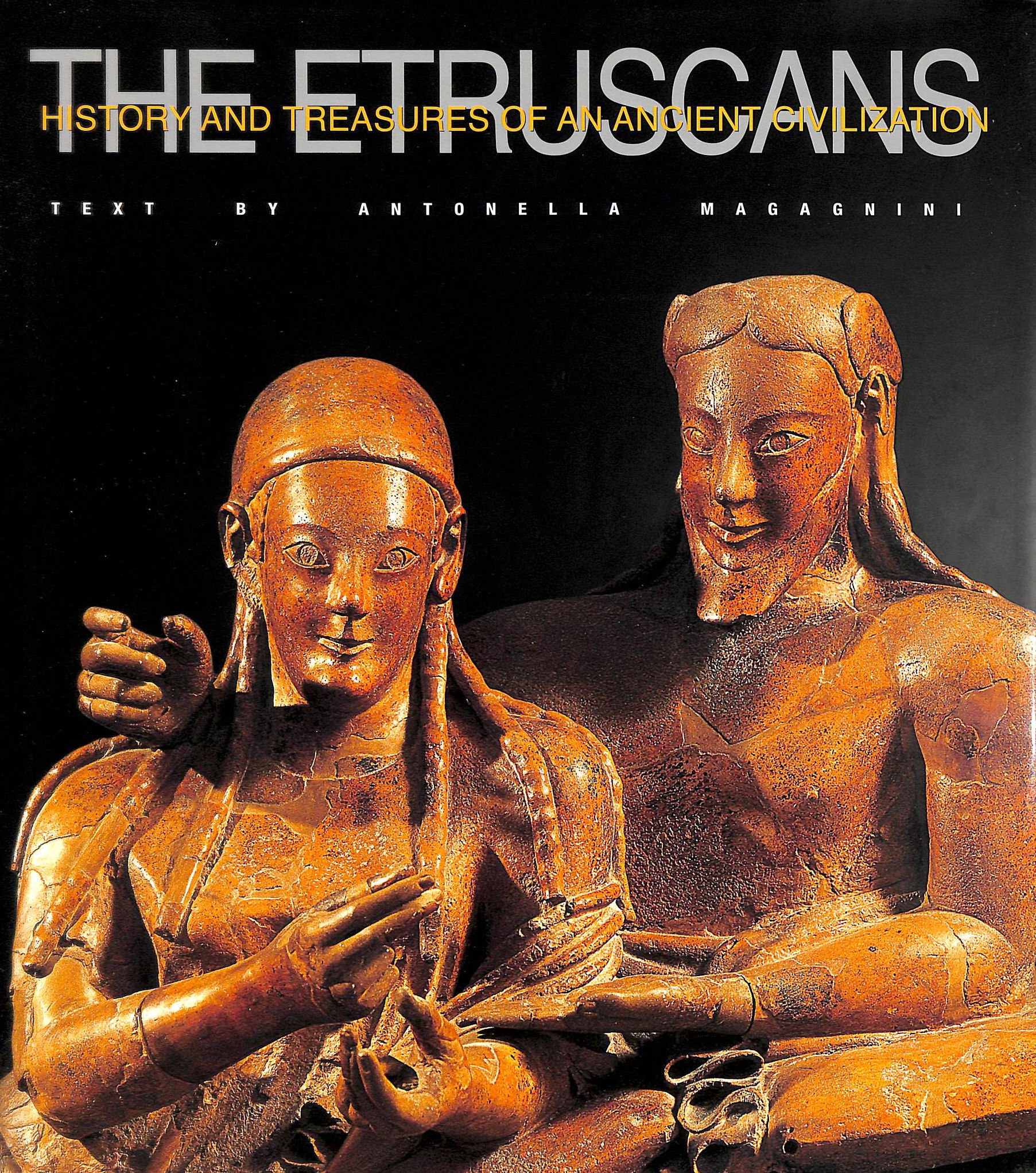 Image for The Etruscans (History and Treasures of an Ancient Civilization)