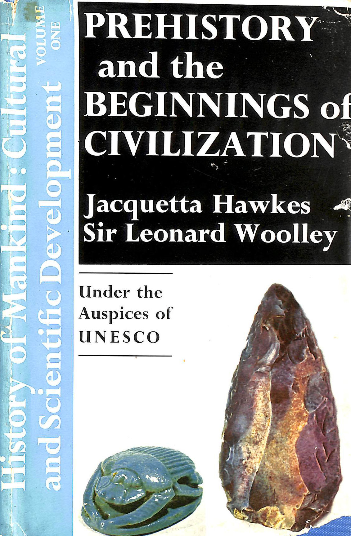 Image for Prehistory and the Beginning of Civilization (History of Mankind)