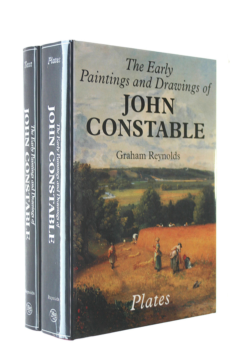 Image for The Early Paintings and Drawings of John Constable. 2 Volume set, Text and Plates