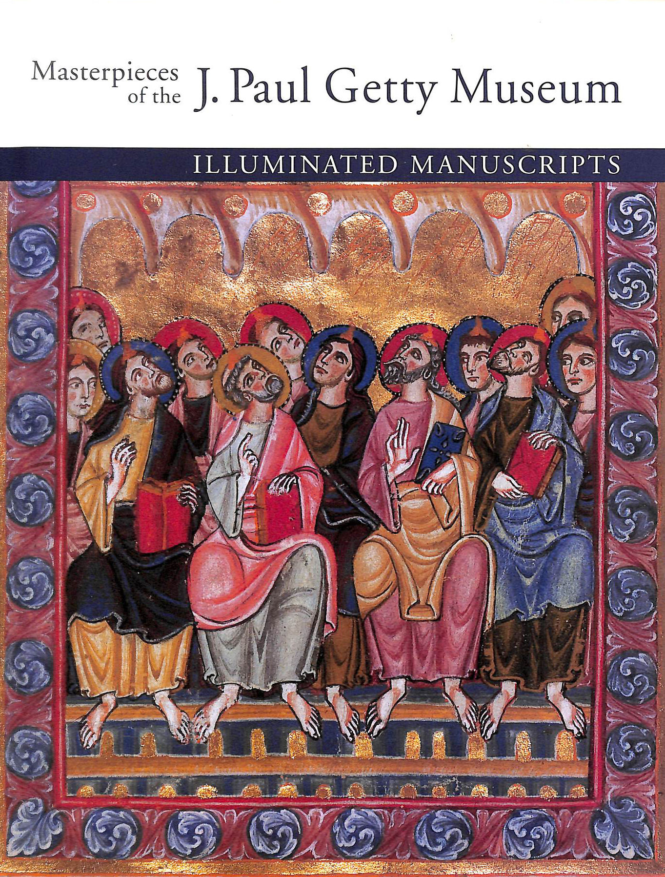 Image for Masterpieces of the J.P.Getty Museum: Illuminated Manuscripts