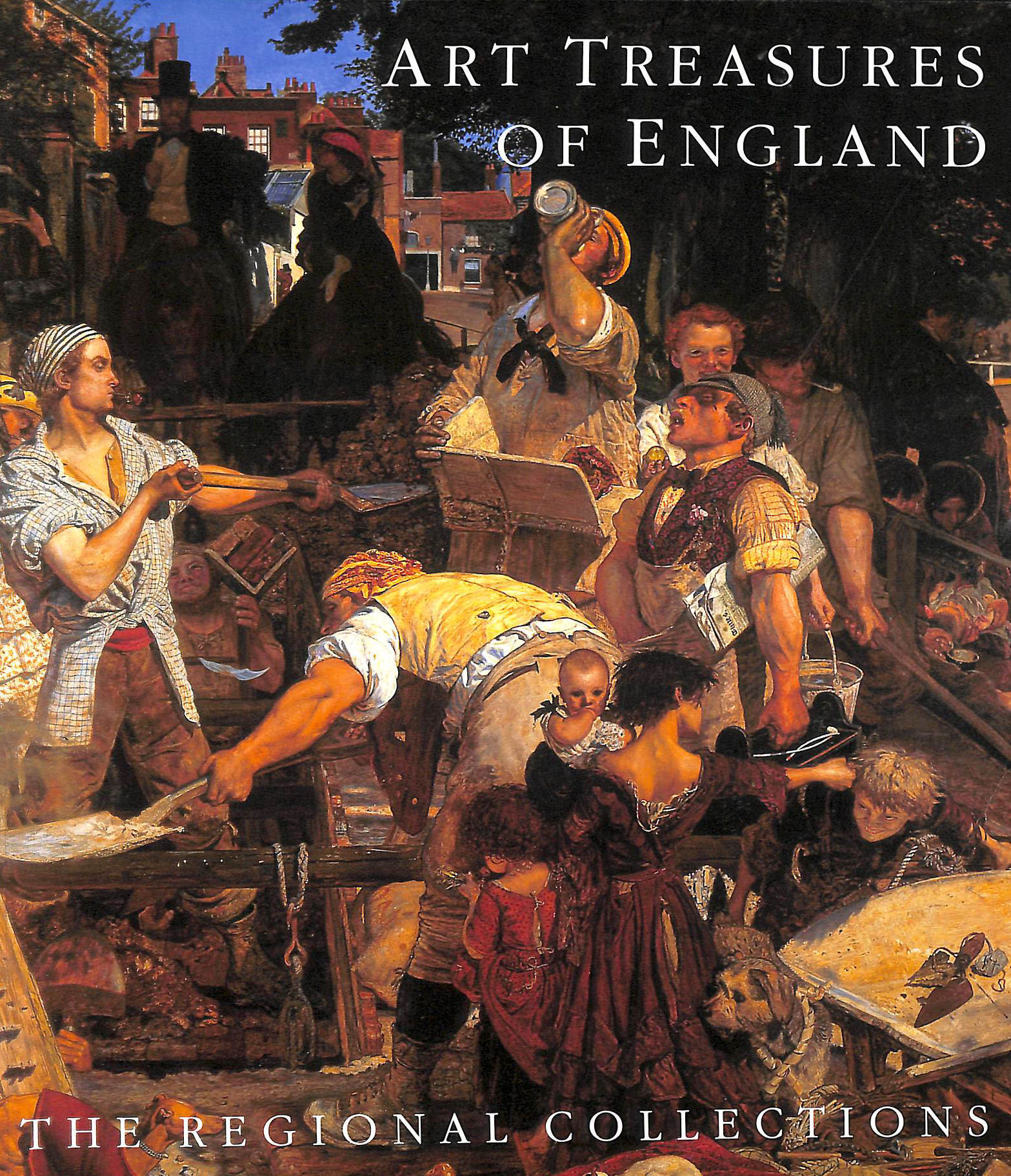 Image for Art Treasures of England, The Regional Collections