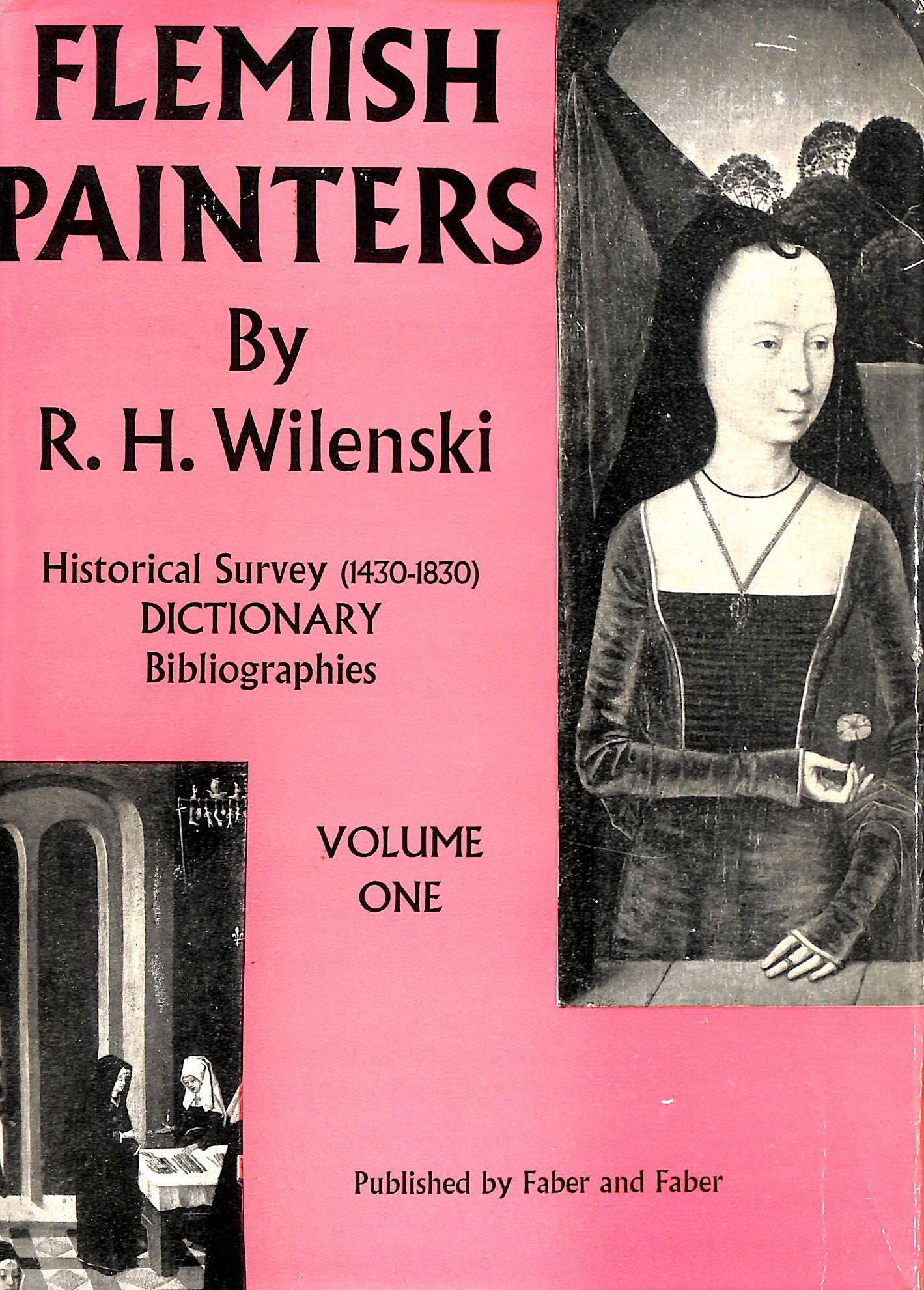 Image for Flemish Painters, 1430-1830. Volume One: Dictionary, Bibliographies.