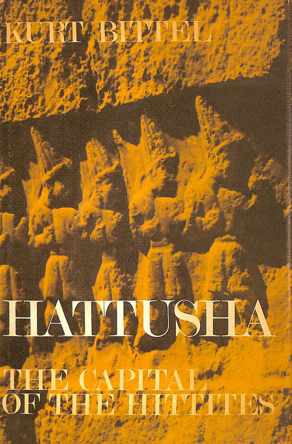 Image for Hattusha: The Capital of the Hittites