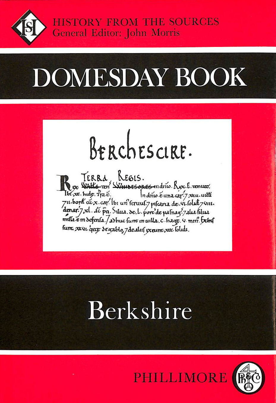 Image for The Domesday Book: Berkshire