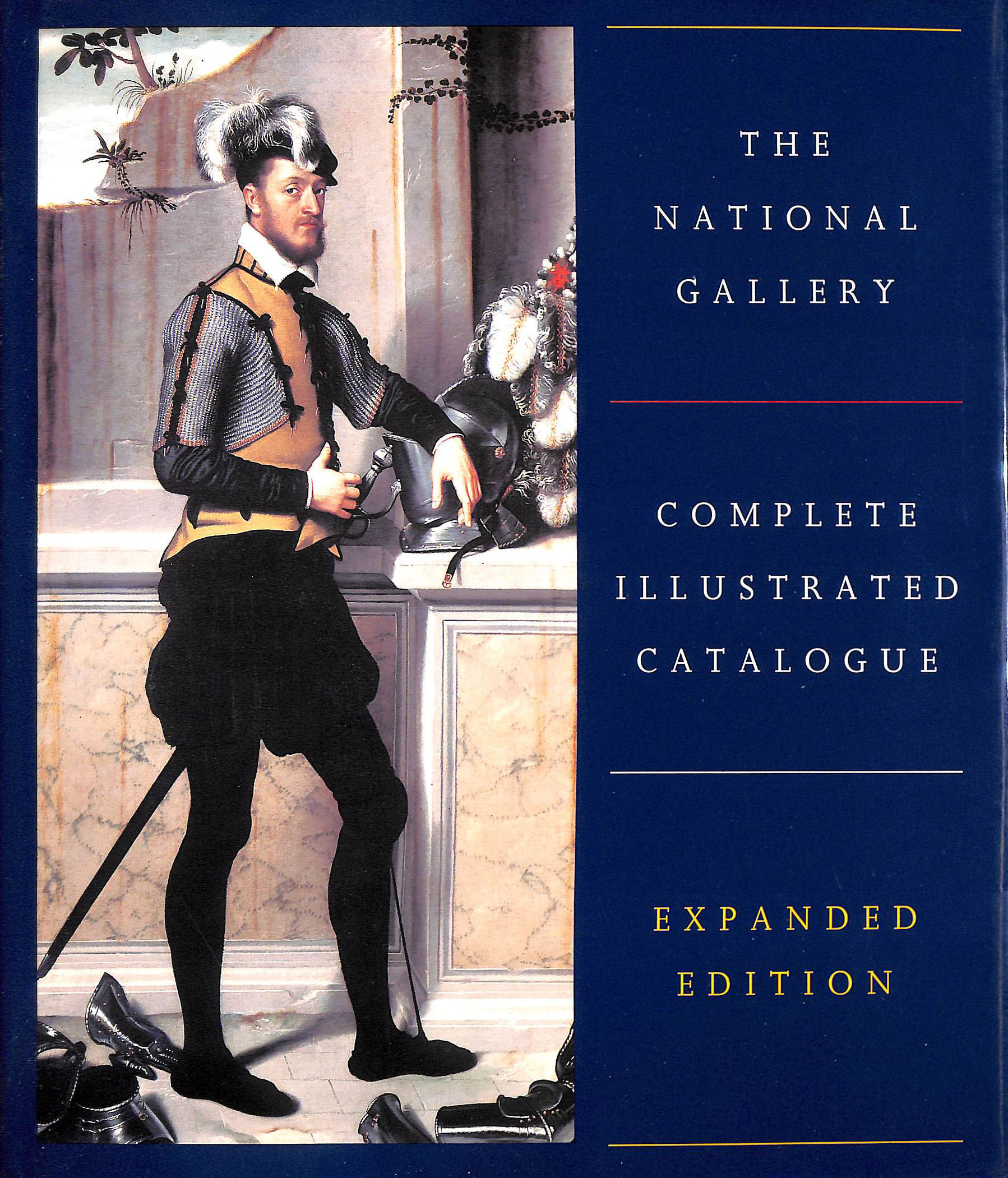Image for The National Gallery Complete Illustrated Catalogue: