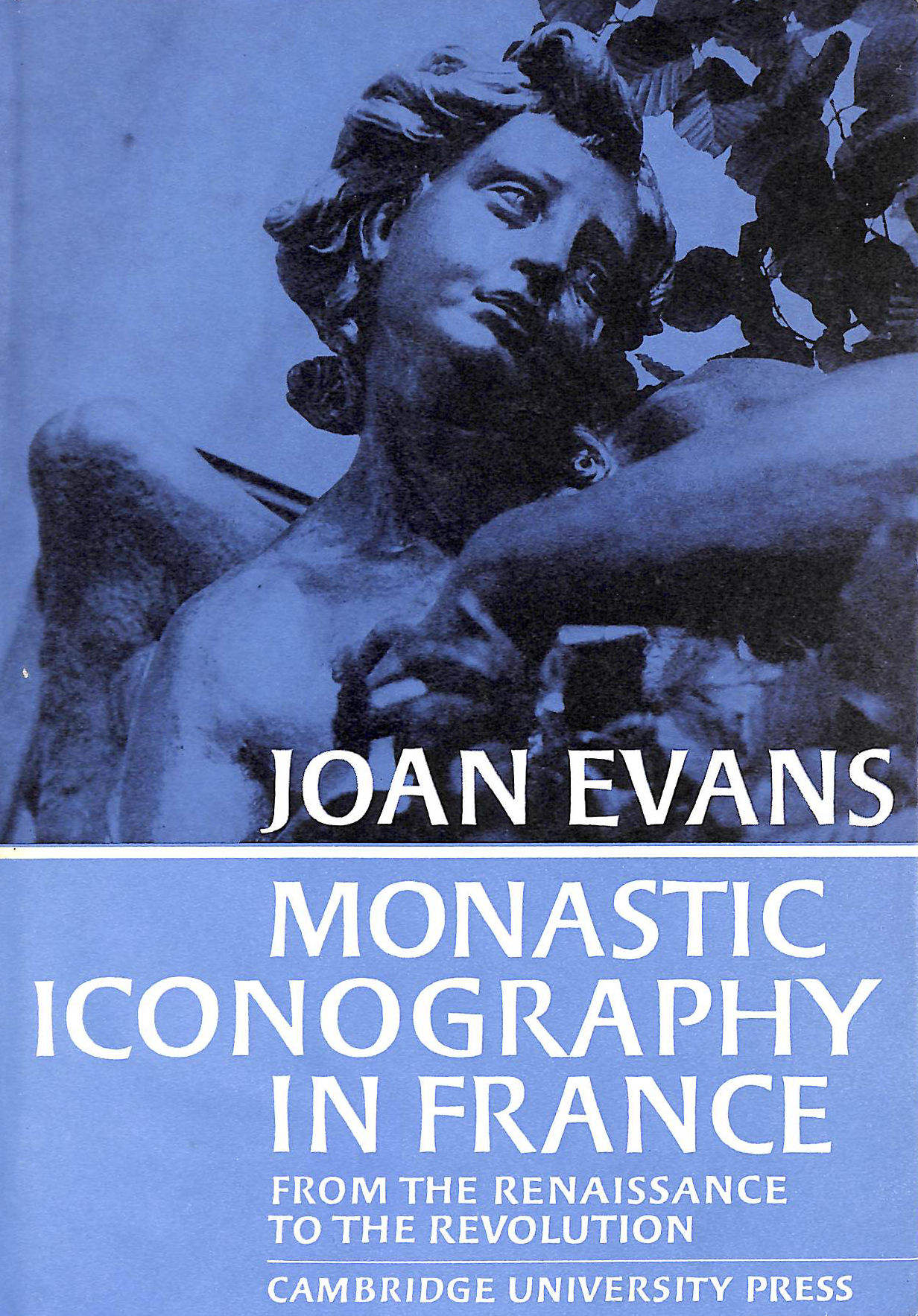 Image for Monastic Iconography in France: From the Renaissance to the Revolution