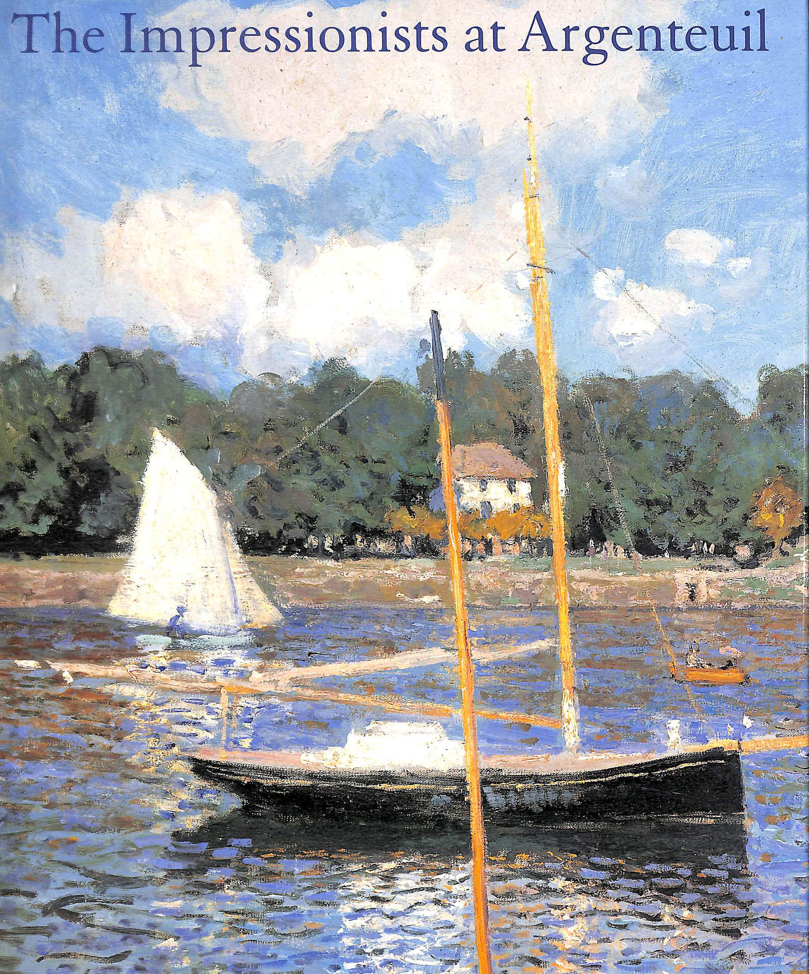 Image for The Impressionists at Argenteuil (National Gallery of London)