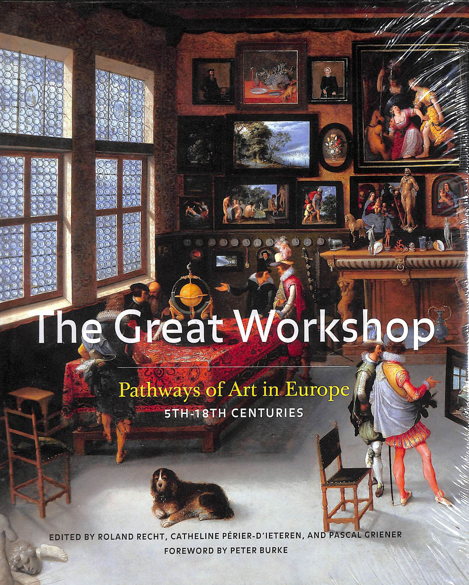 Image for The Great Workshop:Pathways f Art in Eurpoe 5th-18th Centuries