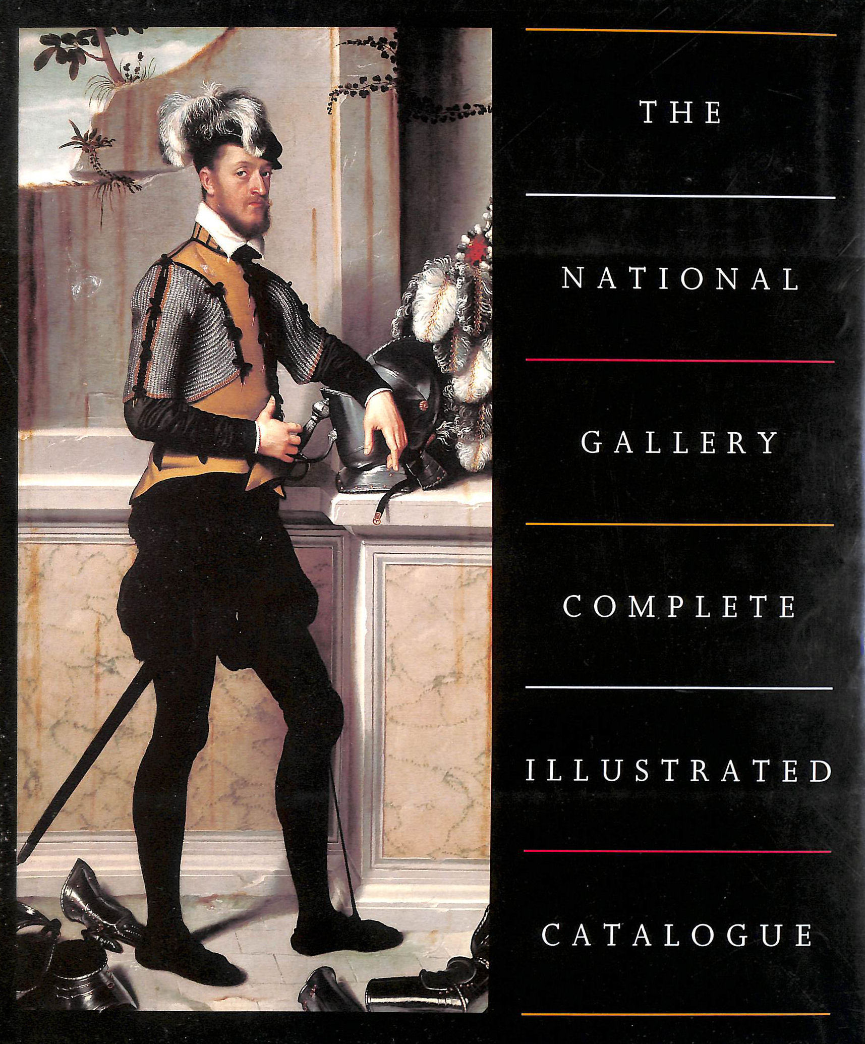 Image for National Gallery Complete Illustrated Catalogue