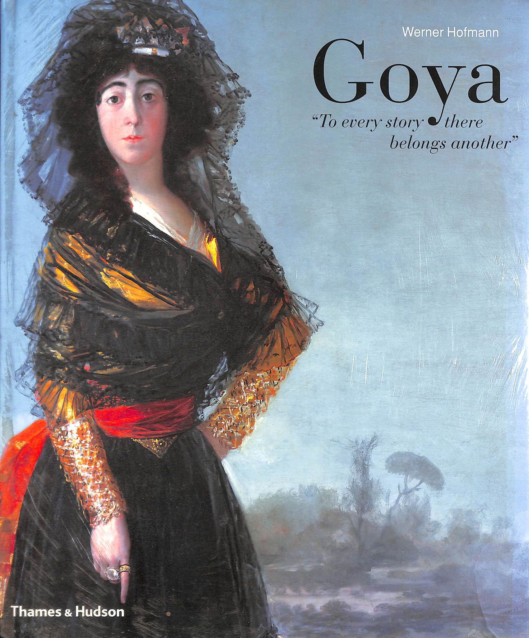 Image for Goya: ''To every story there belongs another''