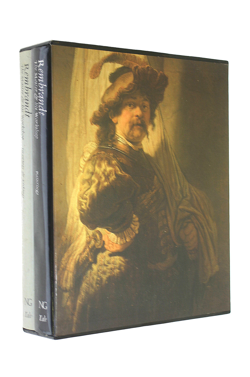 Image for Rembrandt The Master and His Workshop: Volume 1: Paintings, Volume 2: Drawings and Etchings
