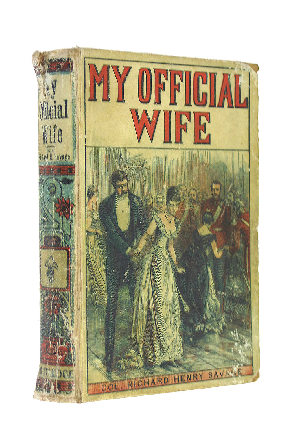 Image for My Official Wife; A Novel