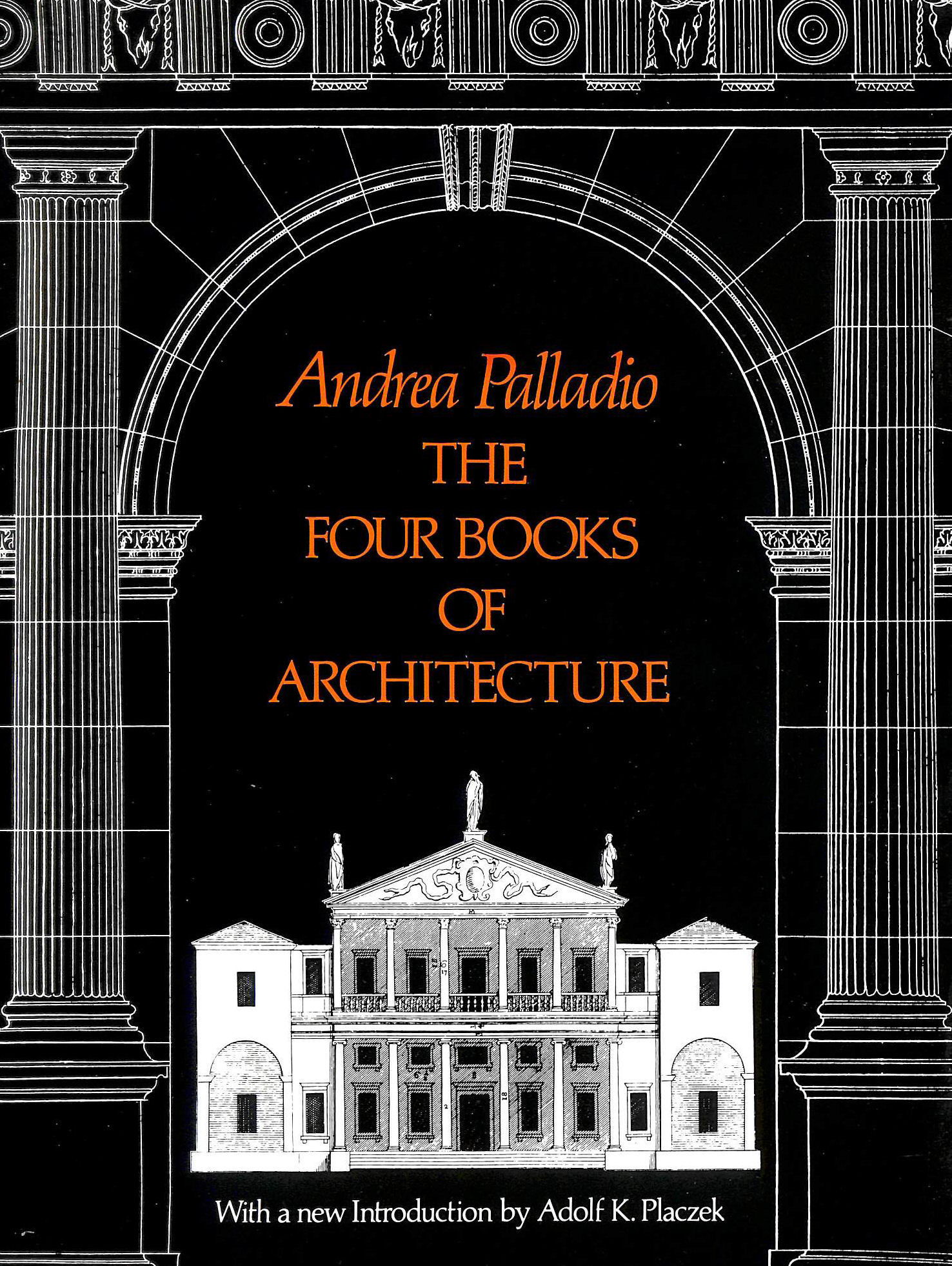 Image for The Four Books of Architecture (Dover Architecture)