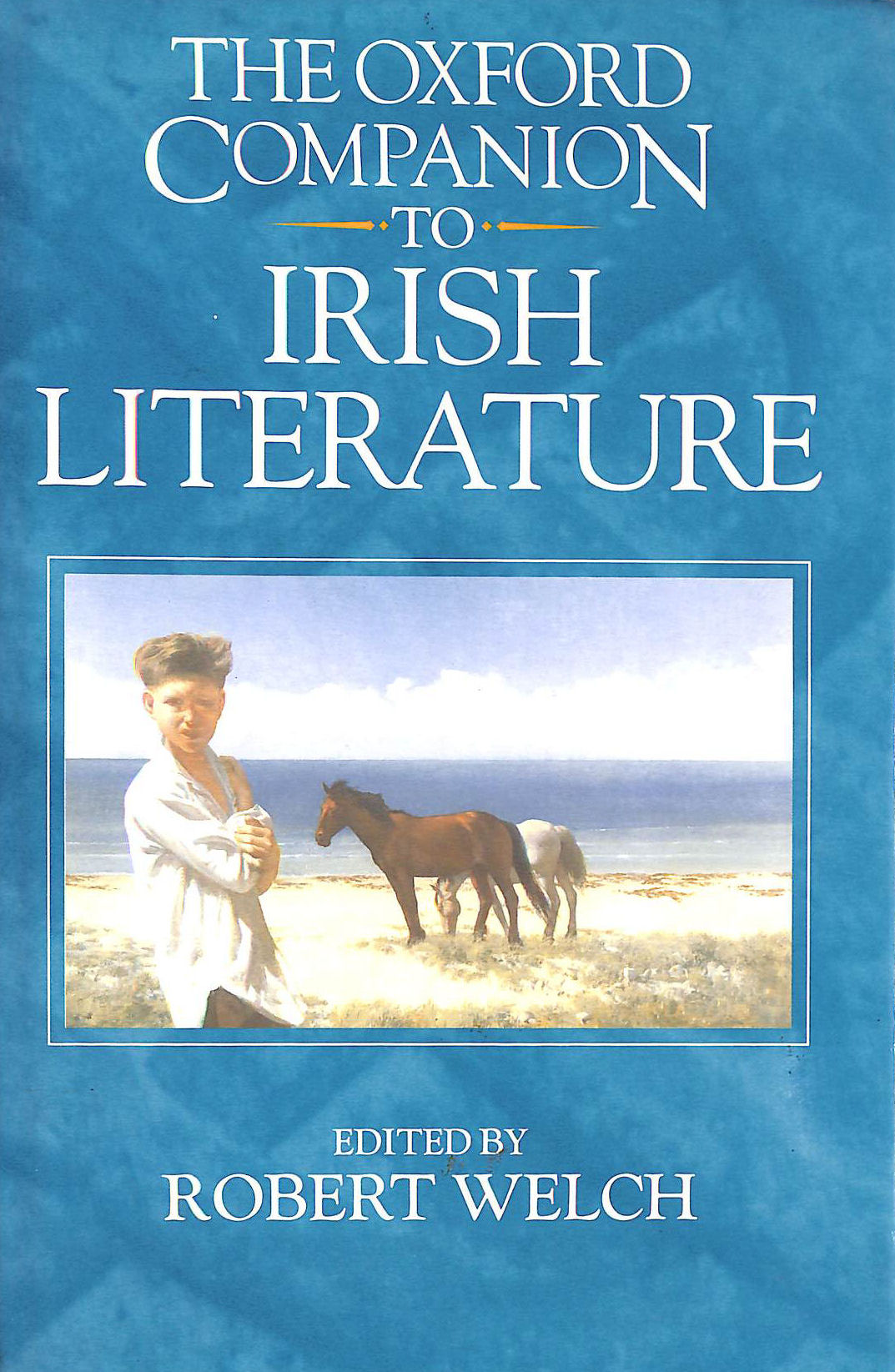 Image for The Oxford Companion to Irish Literature