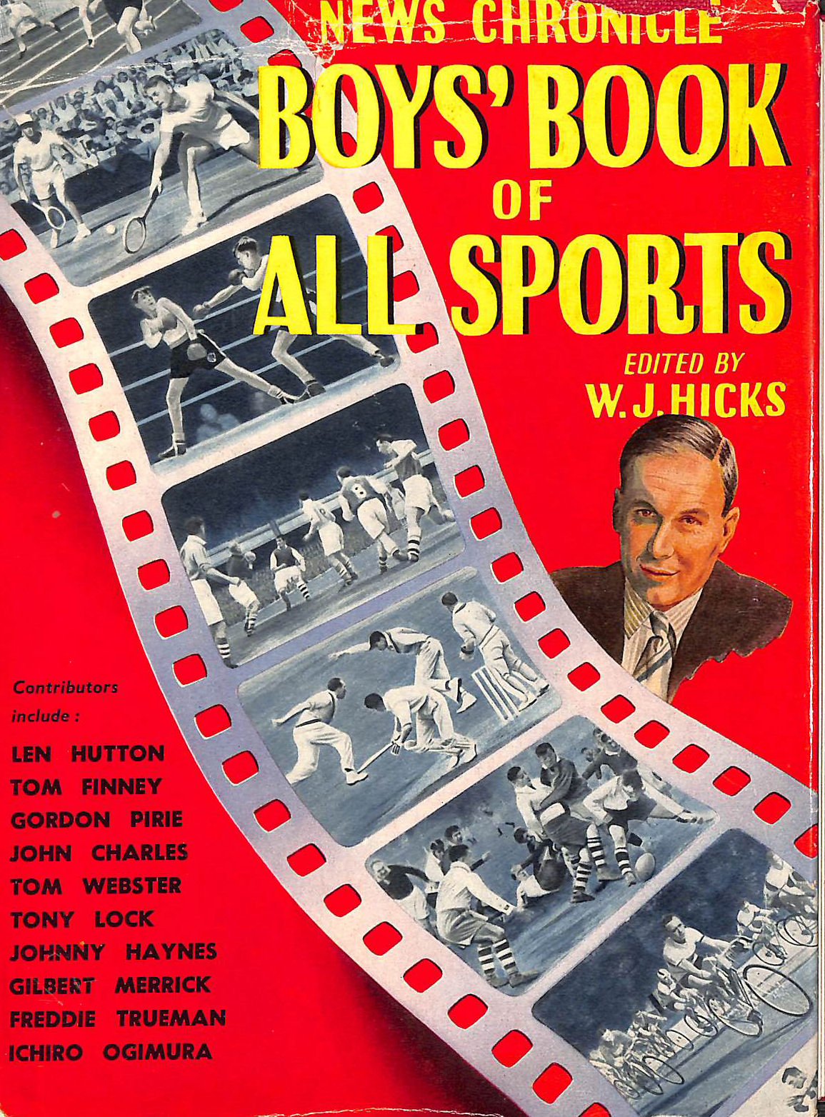 Image for Boy's Book of All Sports (1955)