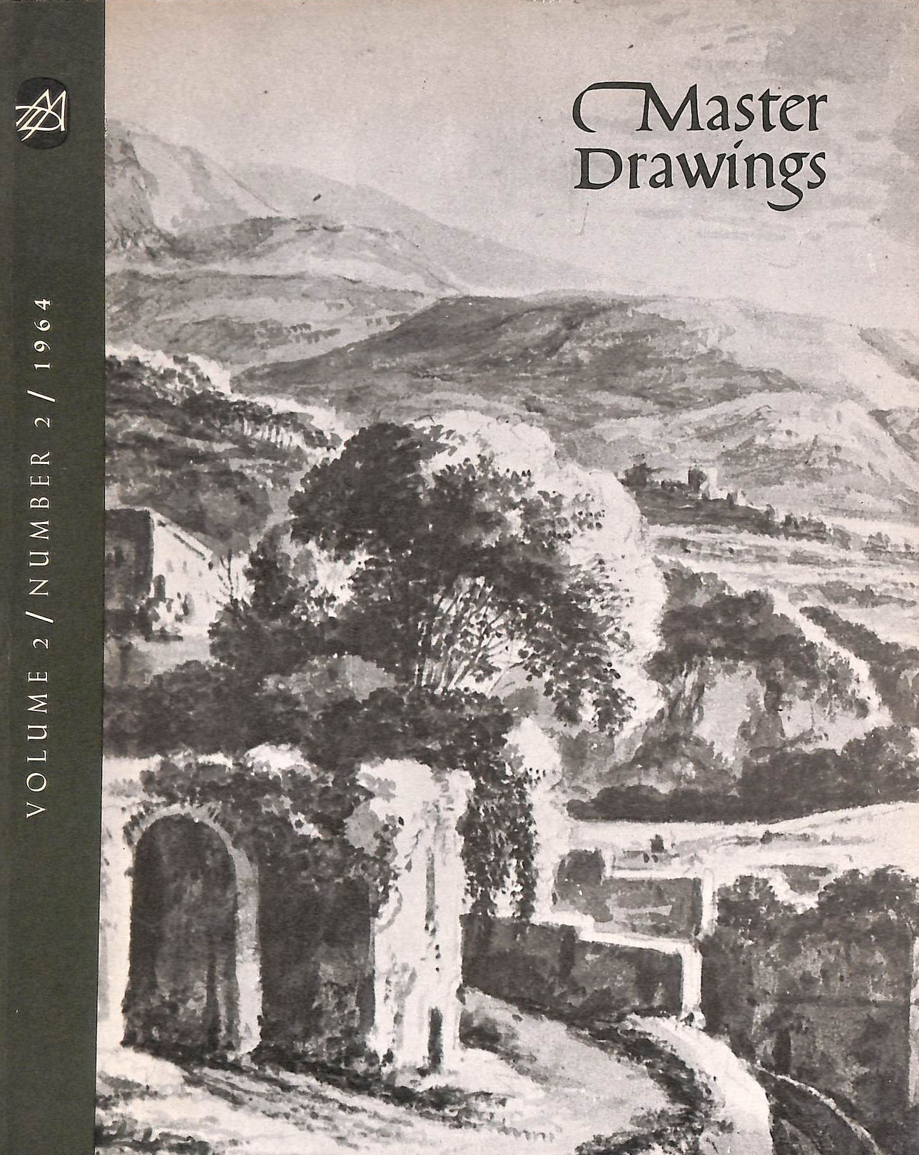 Image for Master Drawings. Volume 2 - Number 2