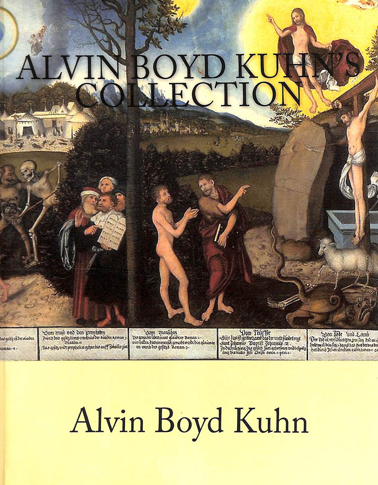 Image for Alvin Boyd Kuhn's  Collection