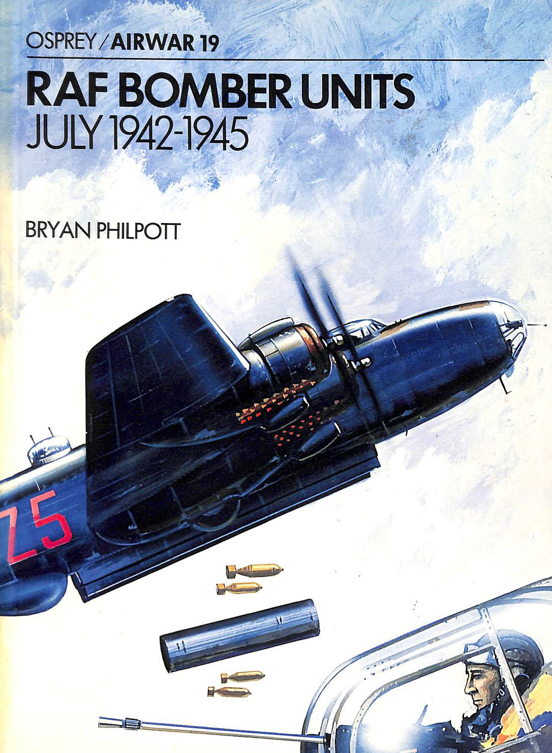 Image for Royal Air Force Bomber Units, July 1942-45