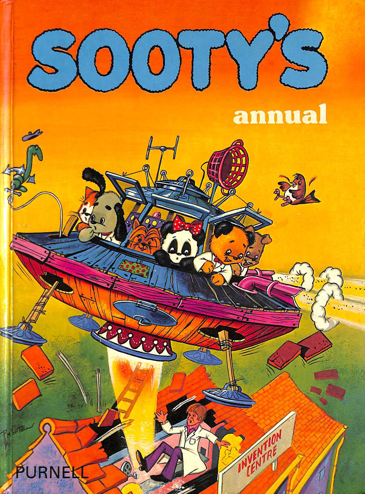 Image for Sooty's Annual