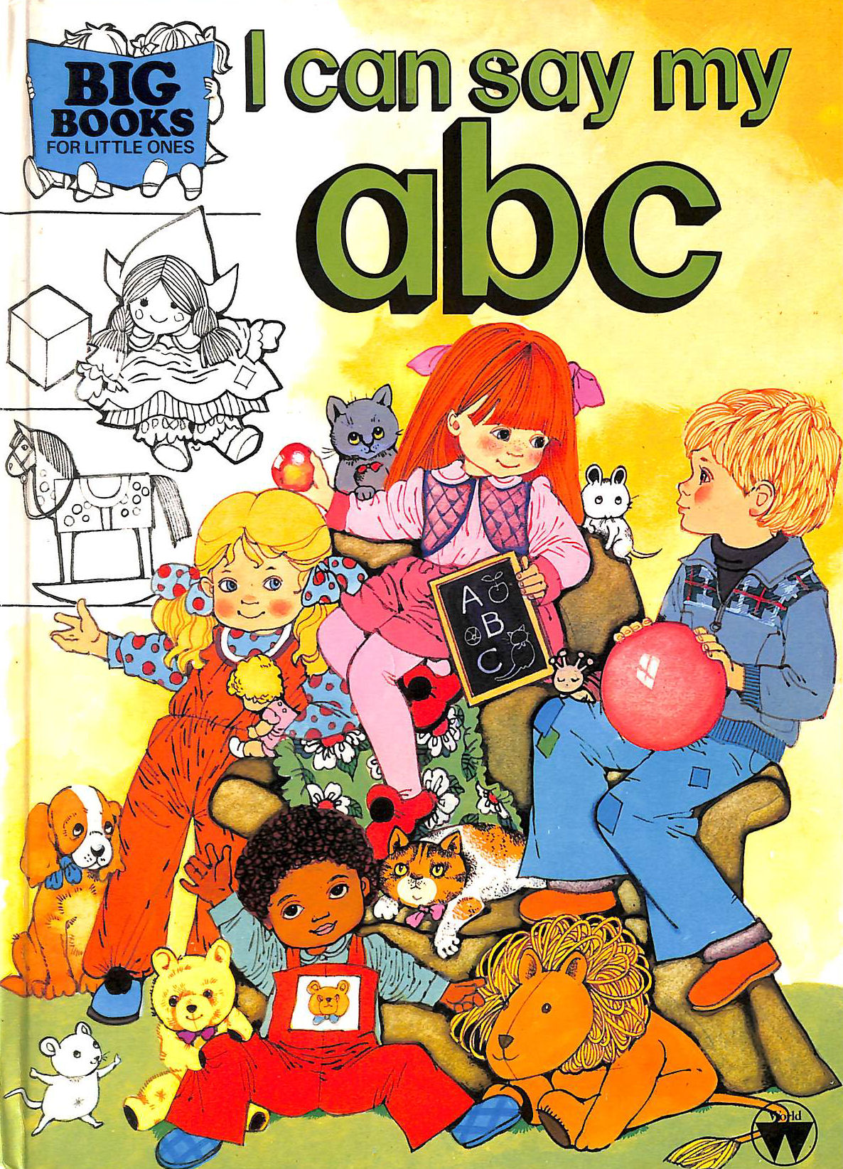 Image for I Can Say My ABC