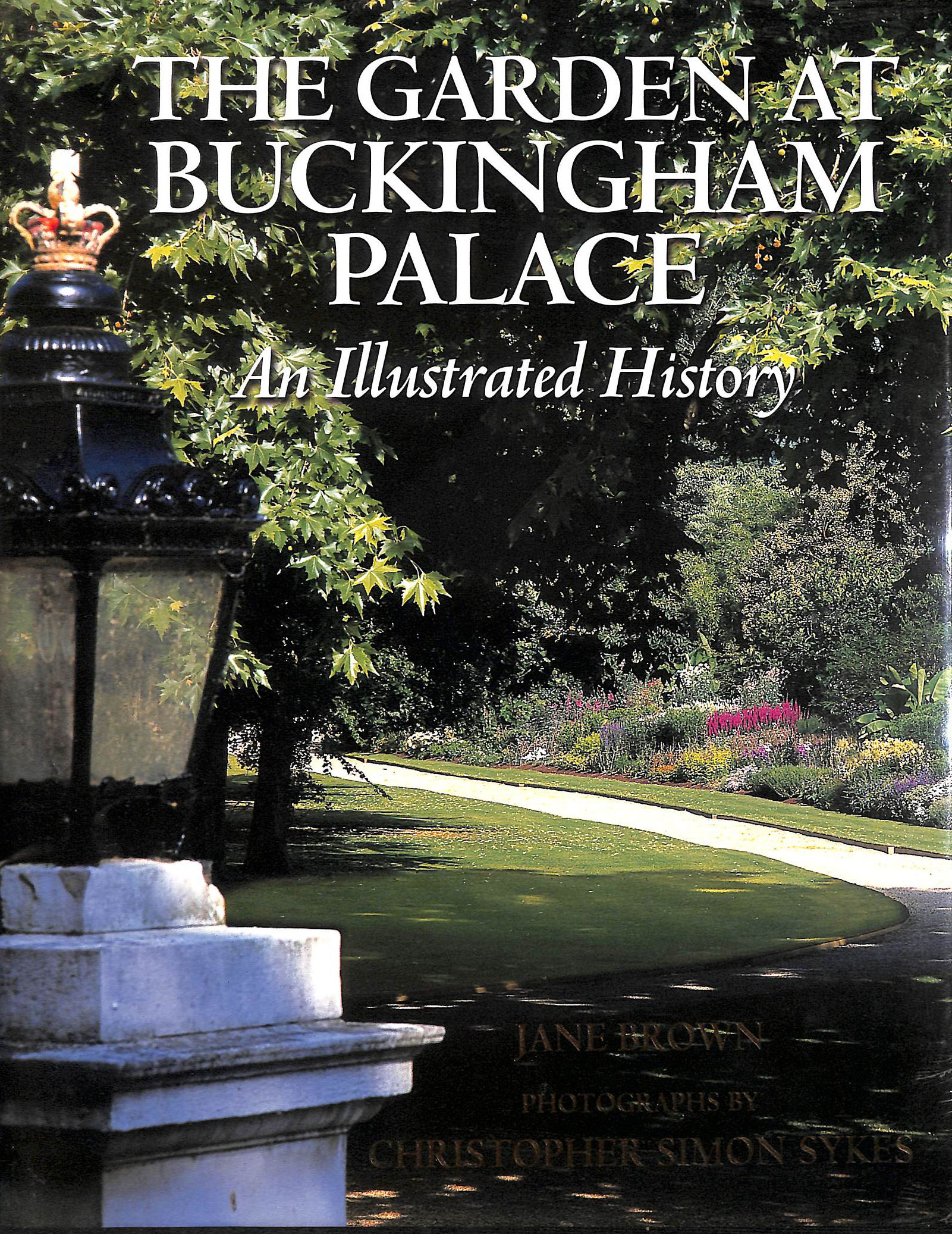 Image for Garden at Buckingham Palace: An Illustrated History