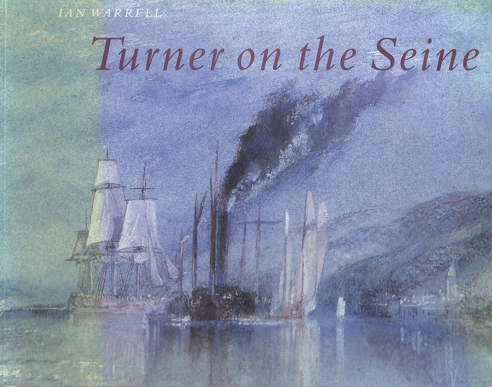 Image for Turner on the Seine