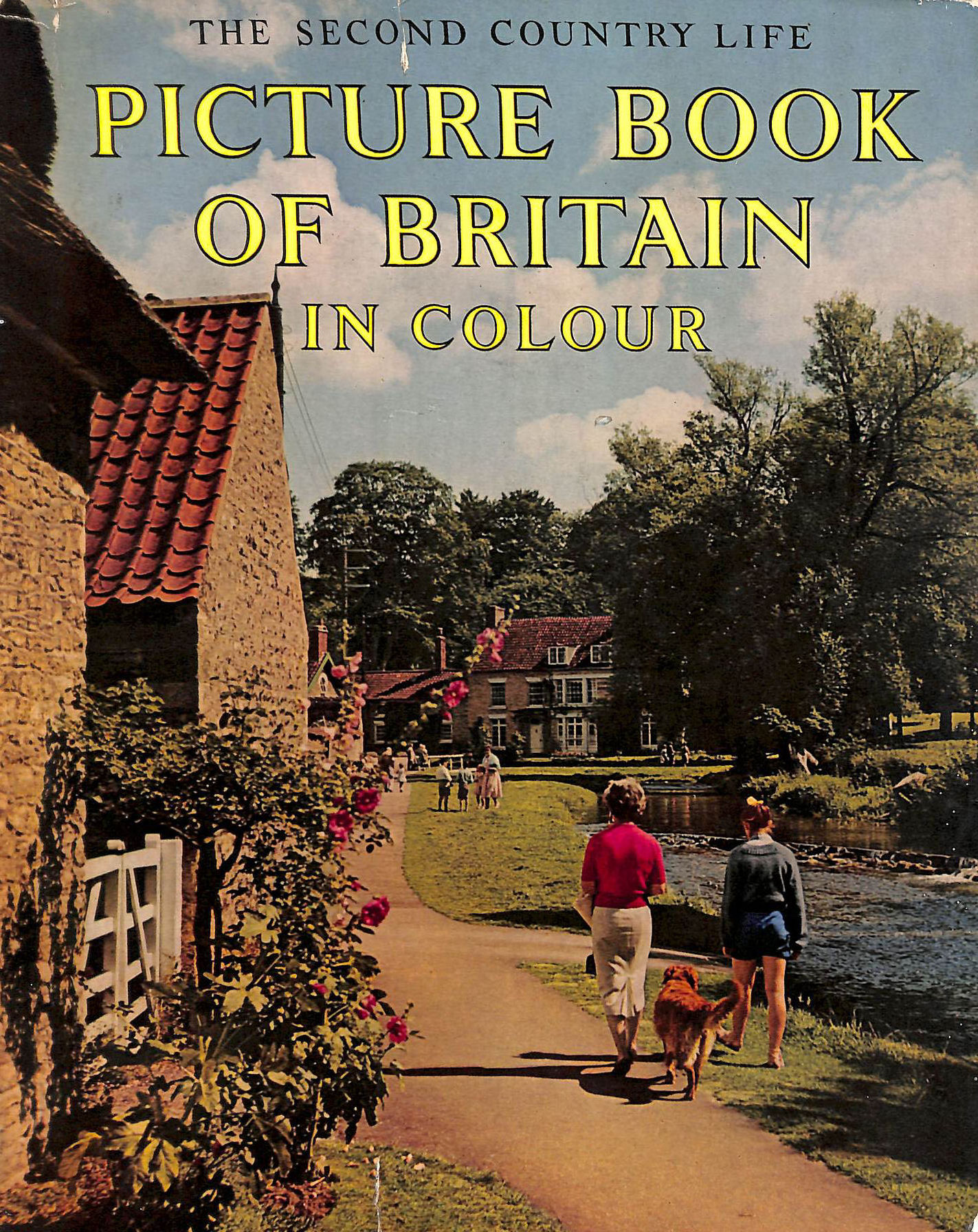Image for The Second Country Life Picture Book of Britain in Colour