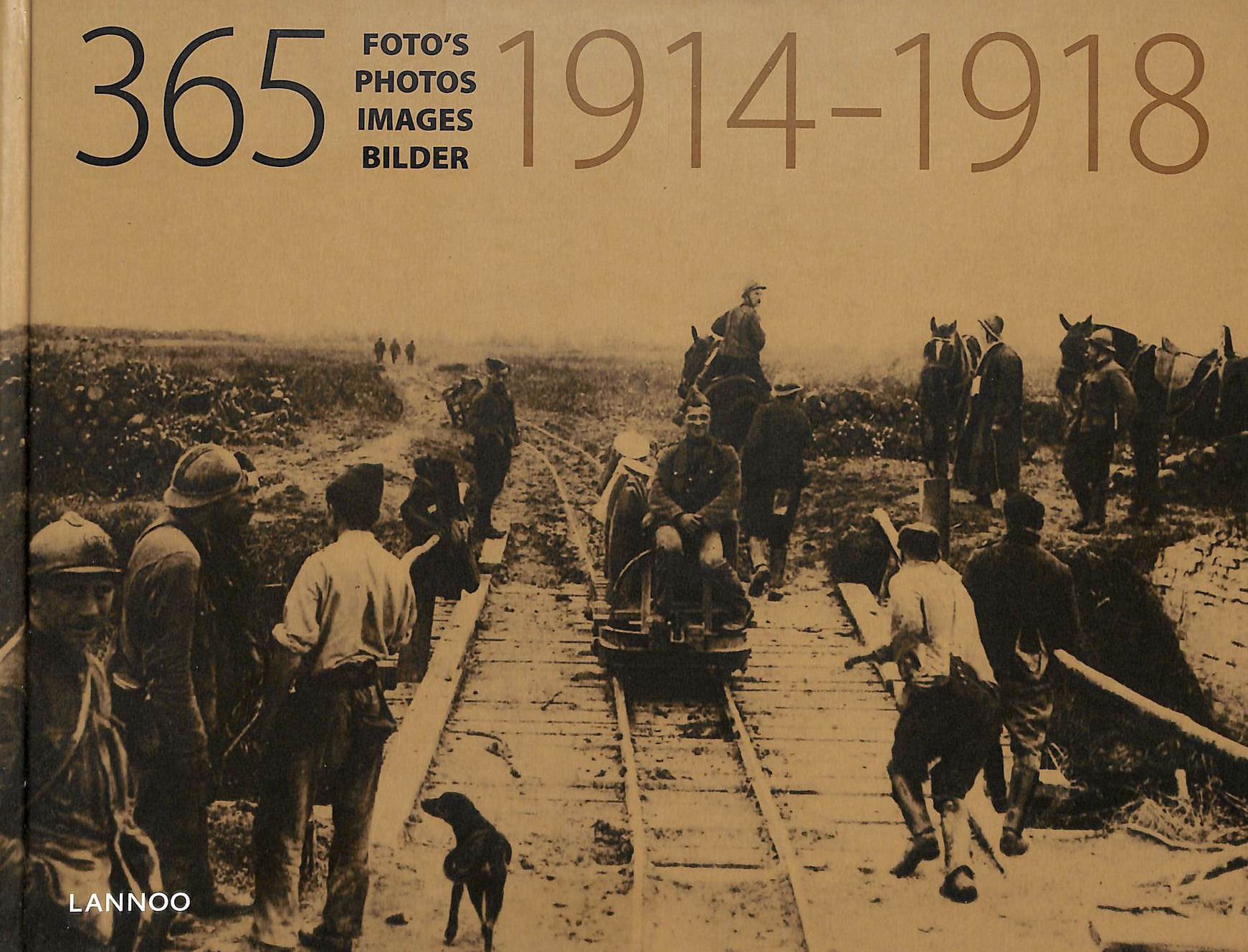Image for 365 Images: 1914-1918
