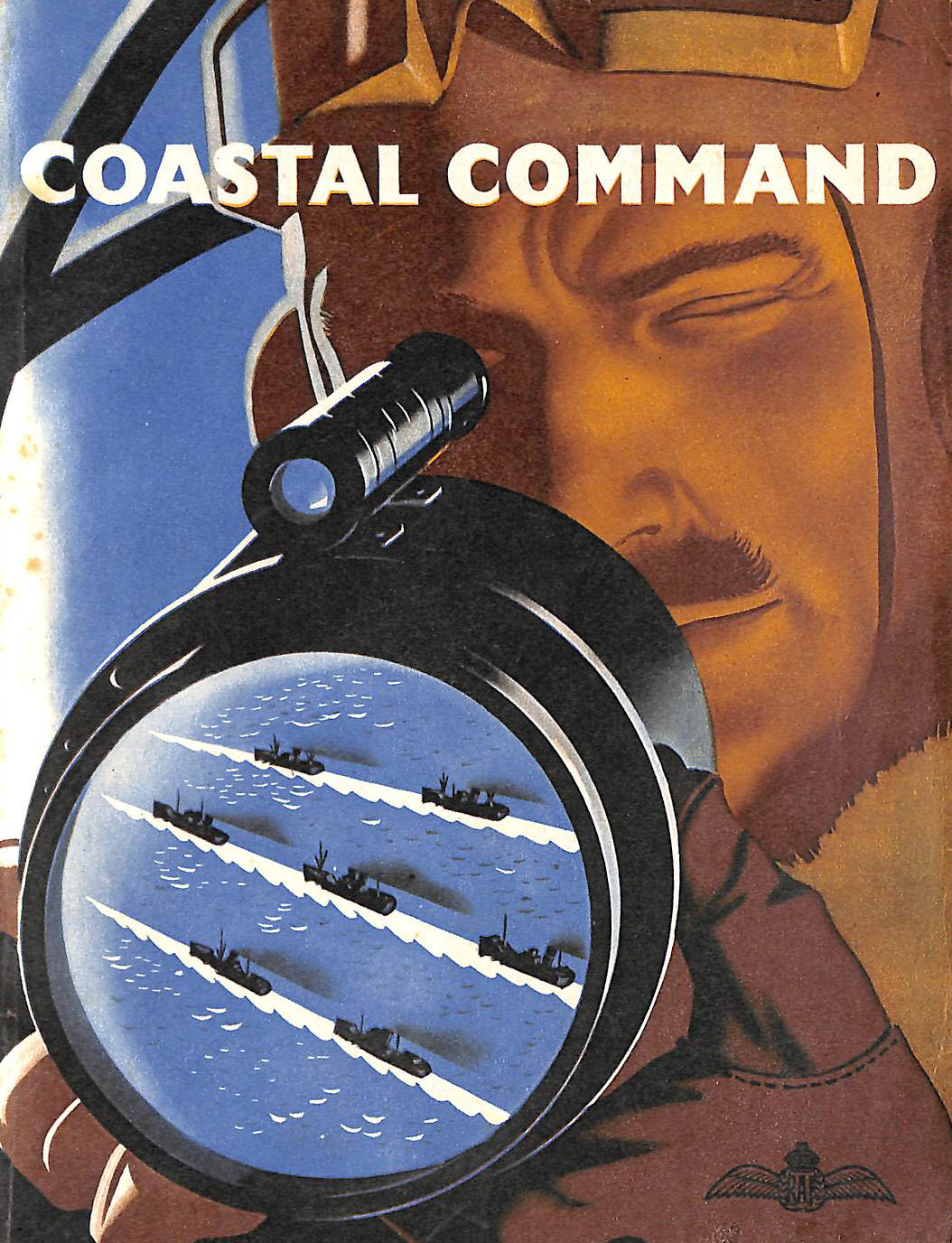 Image for Coastal Command: he Air Ministry Account of the Part Played By Coastal Command in the Battle of the Seas 1939-1942