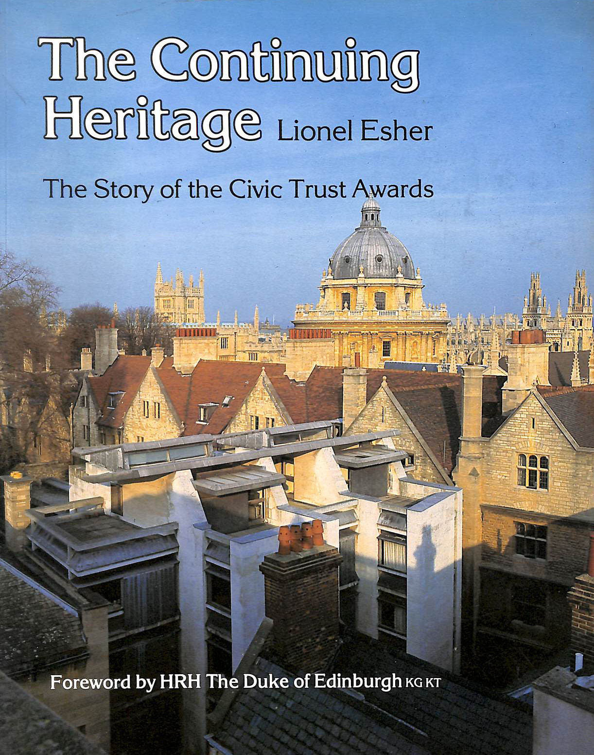 Image for Continuing Heritage: Story of the Civic Trust Awards