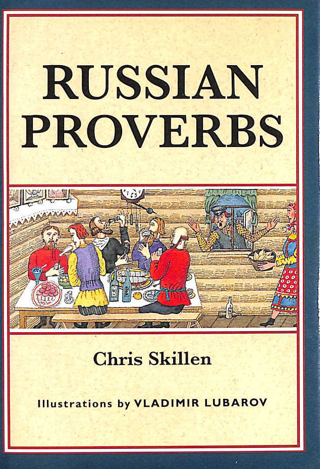 Image for Russian Proverbs (Sayings, quotations, proverbs)