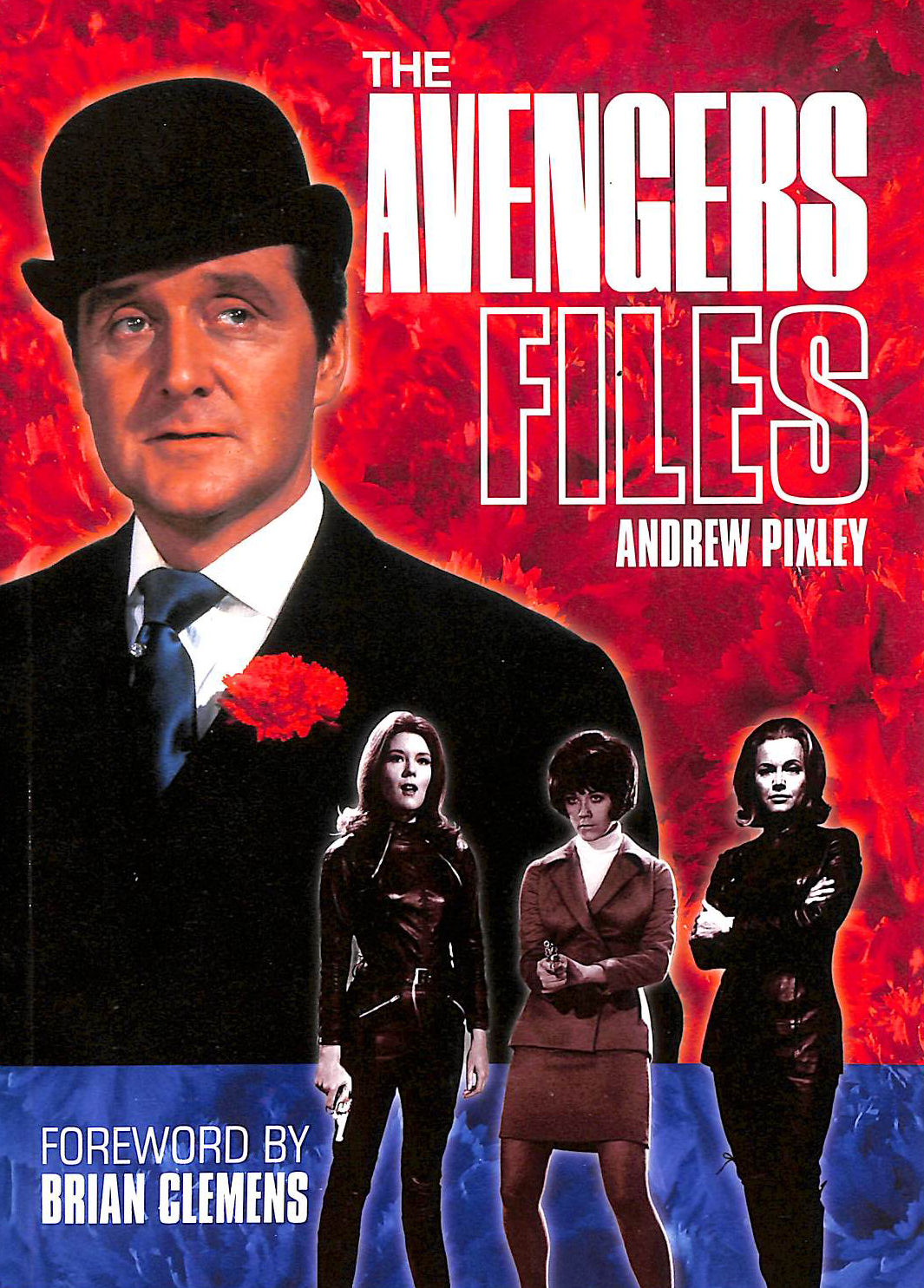 Image for The Avengers Files