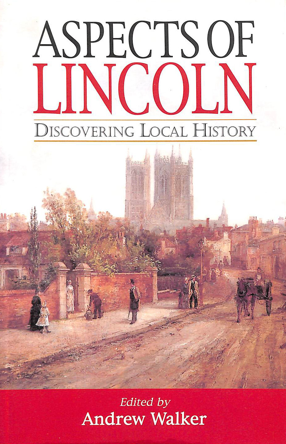 Image for Aspects of Lincoln