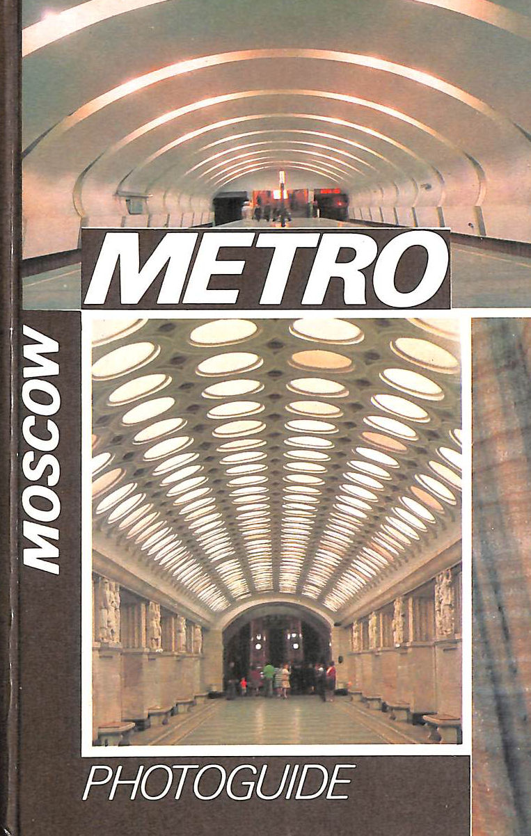 Image for Moscow Metro: Photoguide
