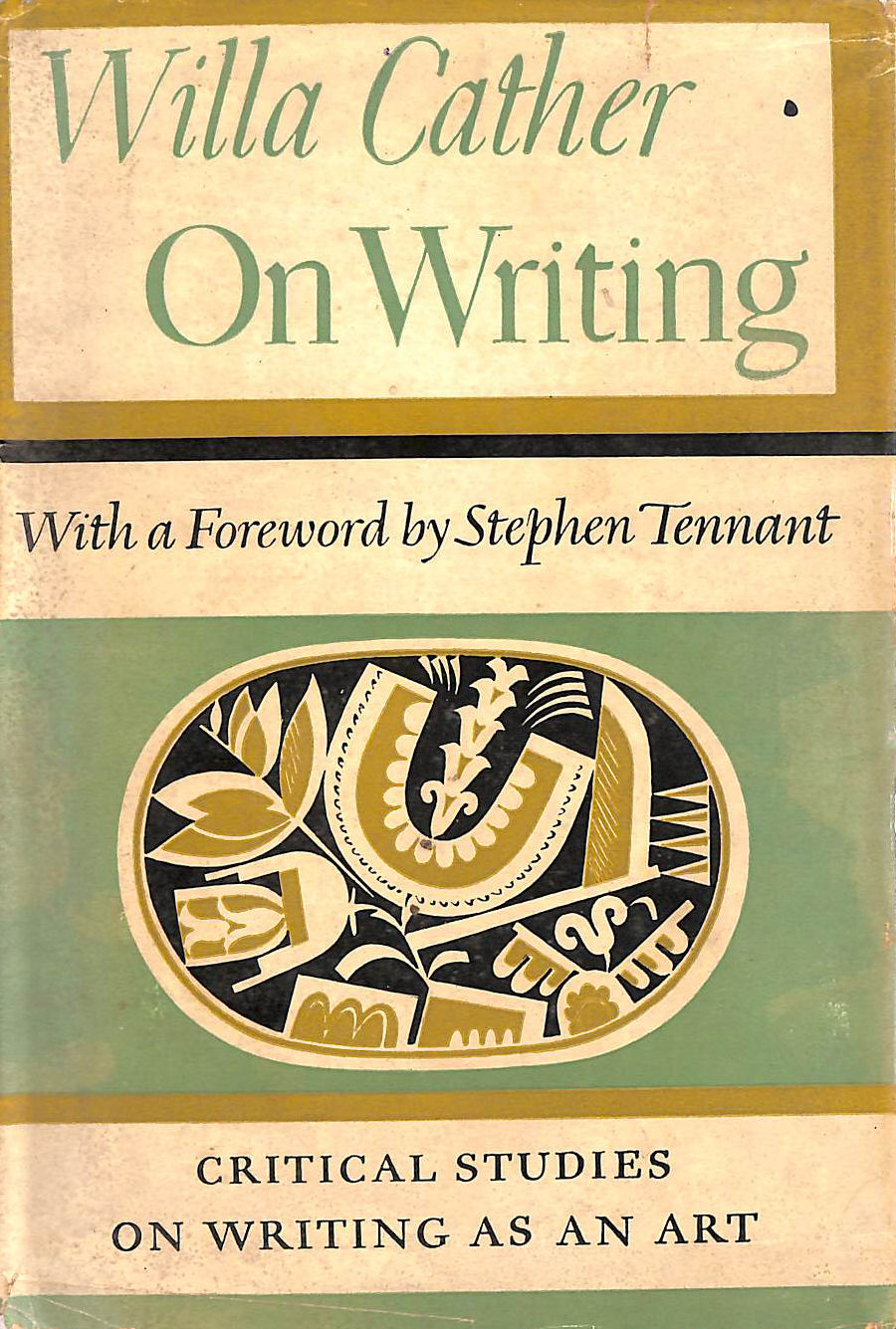 Image for On writing: Critical studies on writing as an art