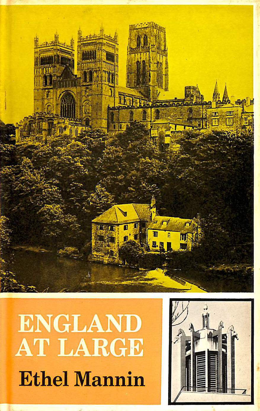 Image for England at Large