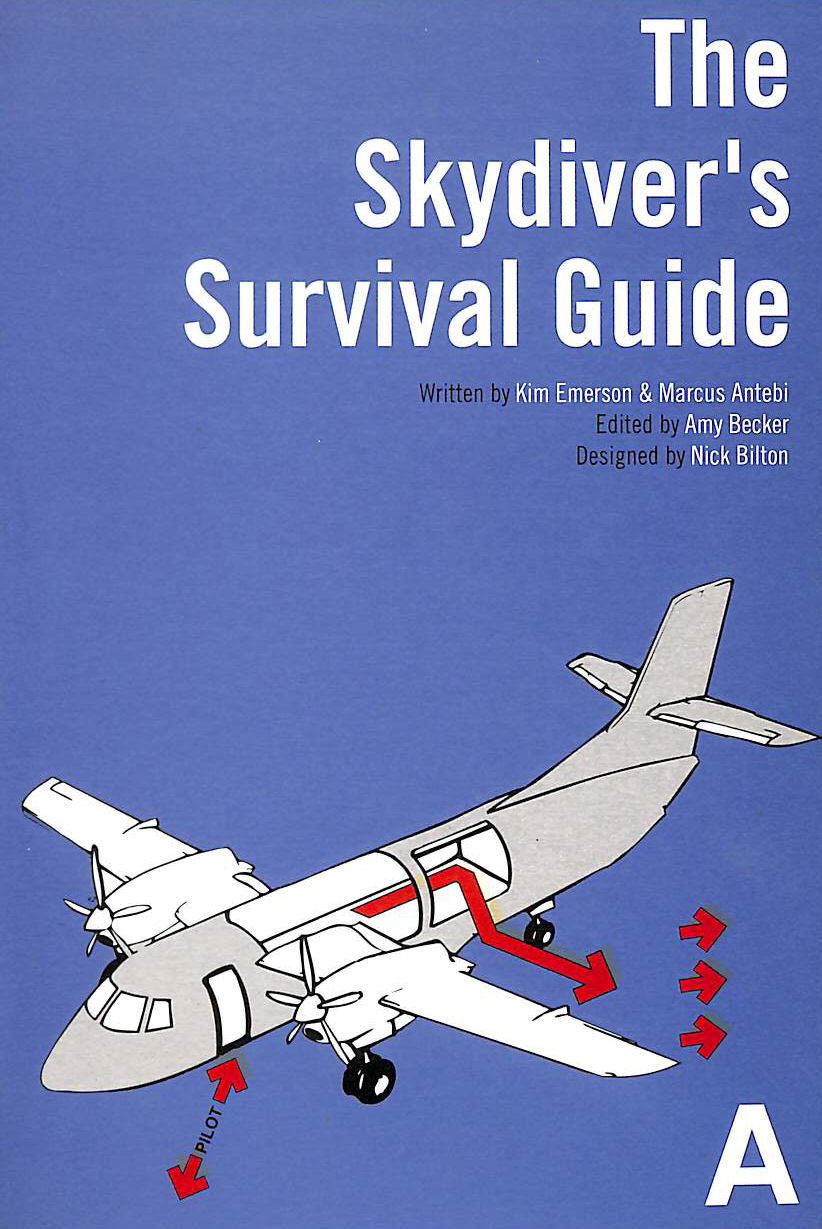 Image for Title: The Skydivers Survival Guide