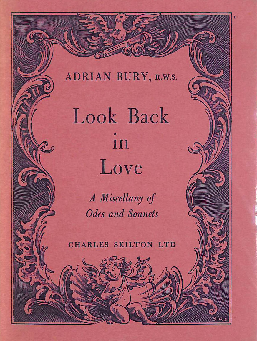 Image for Look Back in Love: Poems