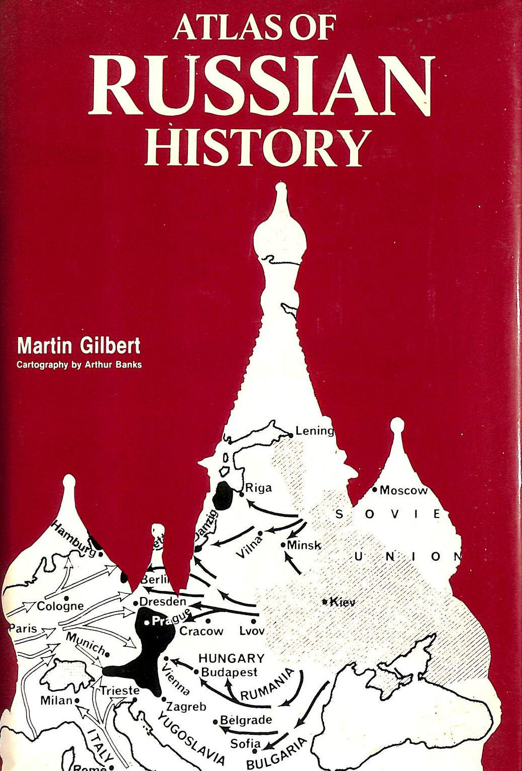 Image for Atlas of Russian History