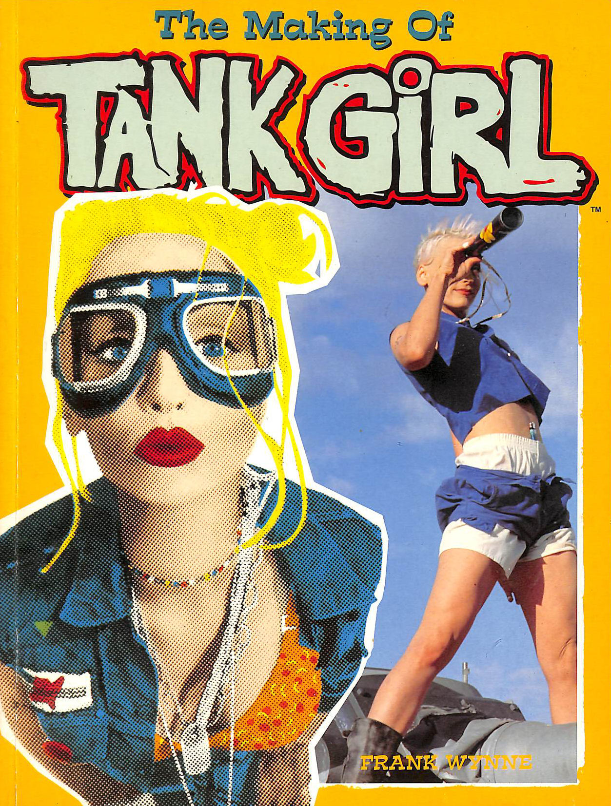 "Image for The Making of ""Tank Girl"""