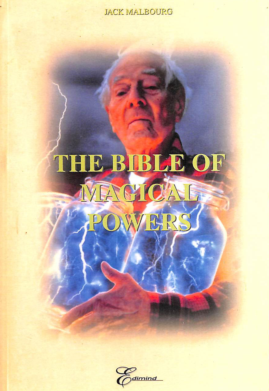 Image for The Bible of Magical Powers